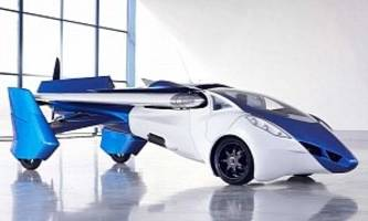 AeroMobil Just Proved Flying Cars are Possible [Video]