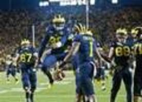 Michigan tries for 19th straight win over Indiana