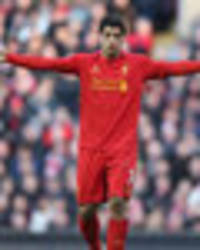 Liverpool skipper Steven Gerrard hits out at FIFA for snubbing Luis Suarez