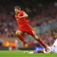 (Image) Liverpool's Steven Gerrard Shows Off New Boots Ahead Of Premier League Trip To Newcastle United