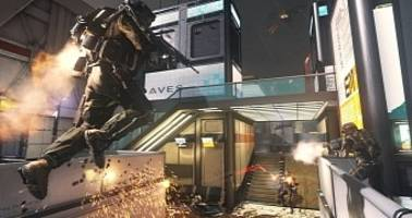 Call of Duty: Advanced Warfare Live Action Trailer Features Taylor Kitsch and Emily Ratajkowski