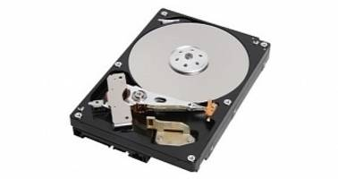 Toshiba Releases 4 TB and 5 TB Desktop Hard Disk Drives